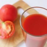 高血圧の予防にトマトジュース