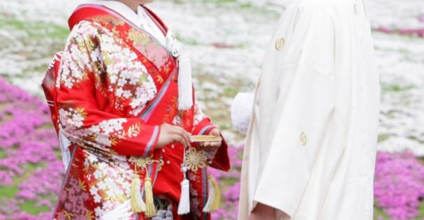 日本人 結婚